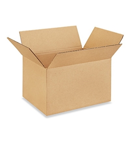"13"" x 10"" x 8"" Corrugated Boxes (Bundle of 25)"
