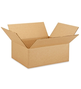 "13"" x 11"" x 5"" Corrugated Boxes (Bundle of 25)"
