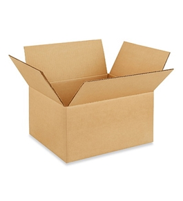 "13"" x 11"" x 7"" Corrugated Boxes (Bundle of 25)"