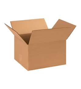 "13"" x 11"" x 8"" Corrugated Boxes (Bundle of 25)"