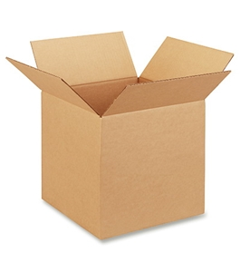 "13"" x 13"" x 13"" Corrugated Boxes (Bundle of 25)"