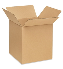"13"" x 13"" x 15"" Corrugated Boxes (Bundle of 25)"