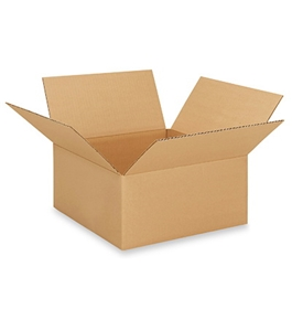 "13"" x 13"" x 6"" Corrugated Boxes (Bundle of 25)"