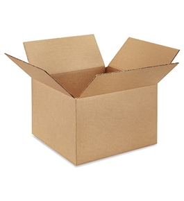 "13"" x 13"" x 9"" Corrugated Boxes (Bundle of 25)"