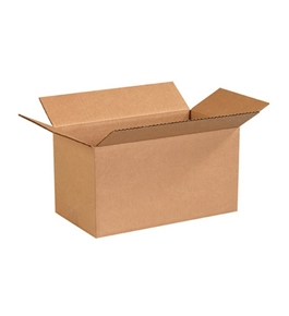 "13"" x 7"" x 7"" Corrugated Boxes (Bundle of 25)"