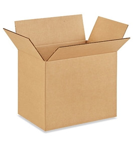"13"" x 9"" x 11"" Corrugated Boxes (Bundle of 25)"