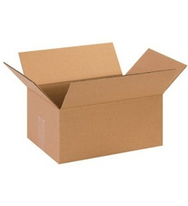 "13"" x 9"" x 6"" Corrugated Boxes (Bundle of 25)"