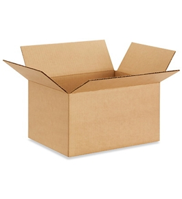 "13"" x 9"" x 7"" Corrugated Boxes (Bundle of 25)"
