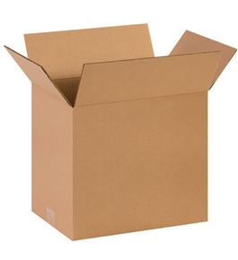 "14"" x 10"" x 12"" Corrugated Boxes (Bundle of 25)"