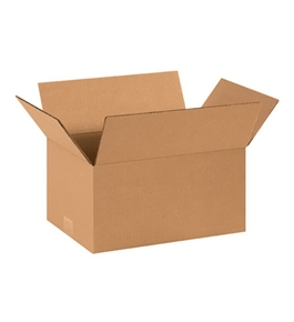 "14"" x 10"" x 7"" Corrugated Boxes (Bundle of 25)"