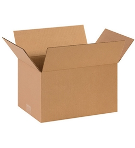 "14"" x 10"" x 8"" Corrugated Boxes (Bundle of 25)"