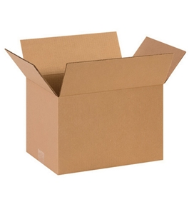 "14"" x 10"" x 9"" Corrugated Boxes (Bundle of 25)"