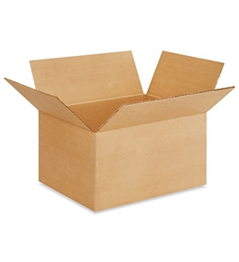 "14"" x 11"" x 8"" Corrugated Boxes (Bundle of 25)"