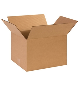 "14"" x 12"" x 10"" Corrugated Boxes (Bundle of 25)"