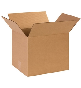"14"" x 12"" x 12"" Corrugated Boxes (Bundle of 25)"