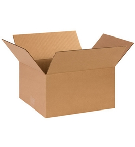 "14"" x 12"" x 8"" Corrugated Boxes (Bundle of 25)"