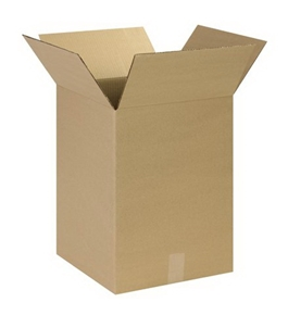 "14"" x 14"" x 19"" Corrugated Boxes (Bundle of 20)"