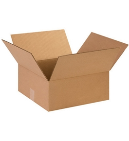 "14"" x 14"" x 6"" Corrugated Boxes (Bundle of 25)"