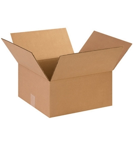 "14"" x 14"" x 7"" Corrugated Boxes (Bundle of 25)"
