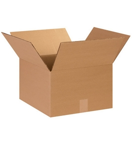 "14"" x 14"" x 9"" Corrugated Boxes (Bundle of 25)"