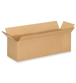 "14"" x 4"" x 4"" Long Corrugated Boxes (Bundle of 25)"