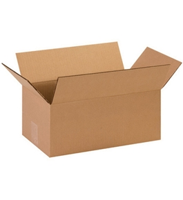 "14"" x 8"" x 6"" Corrugated Boxes (Bundle of 25)"