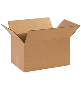 "14"" x 9"" x 8"" Corrugated Boxes (Bundle of 25)"
