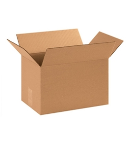 "14"" x 9"" x 9"" Corrugated Boxes (Bundle of 25)"