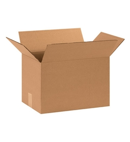 "15"" x 10"" x 10"" Corrugated Boxes (Bundle of 25)"