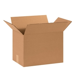 "15"" x 10"" x 14"" Corrugated Boxes (Bundle of 25)"