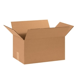 "15"" x 10"" x 8"" Corrugated Boxes (Bundle of 25)"