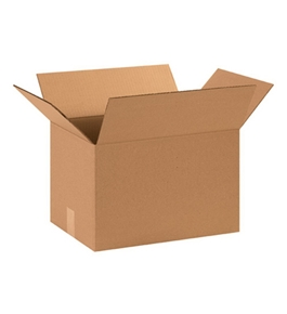 "15"" x 11"" x 11"" Corrugated Boxes (Bundle of 25)"