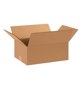 "15"" x 11"" x 6"" Corrugated Boxes (Bundle of 25)"