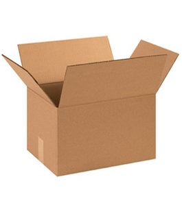 "15"" x 11"" x 7"" Corrugated Boxes (Bundle of 25)"