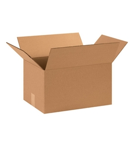 "15"" x 11"" x 8"" Corrugated Boxes (Bundle of 25)"