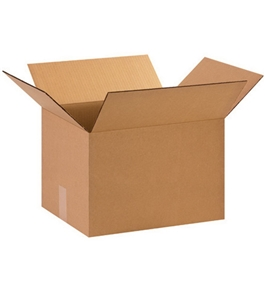 "15"" x 12"" x 10"" Corrugated Boxes (Bundle of 25)"