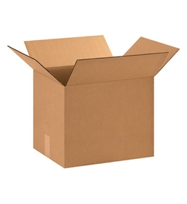 "15"" x 12"" x 12"" Corrugated Boxes (Bundle of 25)"