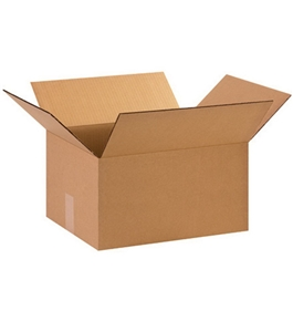 "15"" x 12"" x 8"" Corrugated Boxes (Bundle of 25)"