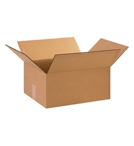 "15"" x 13"" x 7"" Corrugated Boxes (Bundle of 25)"