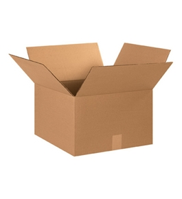 "15"" x 15"" x 10"" Corrugated Boxes (Bundle of 20)"