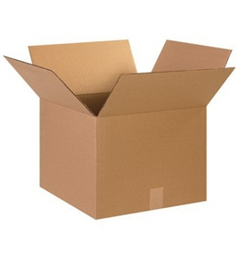 "15"" x 15"" x 12"" Corrugated Boxes (Bundle of 25)"