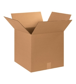 "15"" x 15"" x 15"" Corrugated Boxes (Bundle of 25)"
