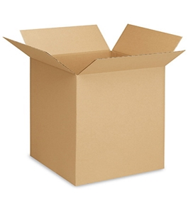 "15"" x 15"" x 24"" Corrugated Boxes (Bundle of 20)"