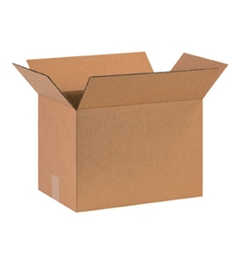 "16"" x 10"" x 12"" Corrugated Boxes (Bundle of 25)"