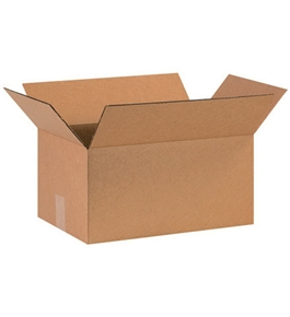 "16"" x 10"" x 8"" Corrugated Boxes (Bundle of 25)"