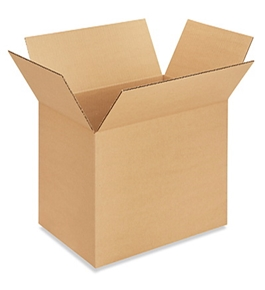 "16"" x 11"" x 10"" Corrugated Boxes (Bundle of 25)"