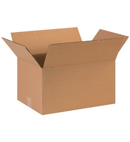"16"" x 11"" x 9"" Corrugated Boxes (Bundle of 25)"