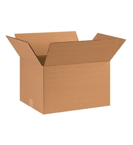 "16"" x 12"" x 10"" Corrugated Boxes (Bundle of 25)"