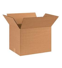 "16"" x 12"" x 12"" Corrugated Boxes (Bundle of 25)"