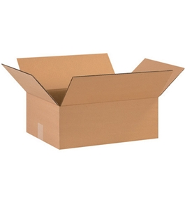 "16"" x 12"" x 6"" Corrugated Boxes (Bundle of 25)"